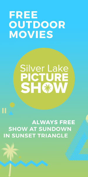 Silver Lake Picture Show Banner
