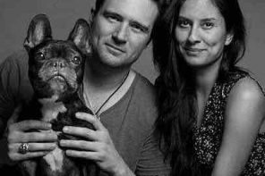 The Best French Bulldog In Los Angeles, Yara Jasso Glenn Shelhamer, French Bulldog Los Angeles