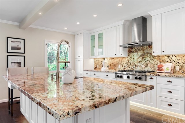 Stunning Hollywood Hills Spanish Colonial with Vaulted Ceilings | Hollywood Hills House For Sale | Hollywood Hills Homes For Sale