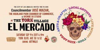 3rd Annual El Mercado York Village Arts and Crafts Festival | Highland Park Real Estate Agent | Highland Park Homes For Sale