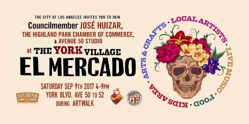 3rd Annual El Mercado York Village Arts and Crafts Festival | Highland Park Real Estate Agent | Highland Park Homes For Sale