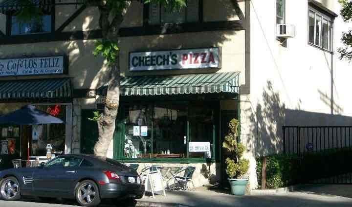 Cheech's Pizza Los Feliz